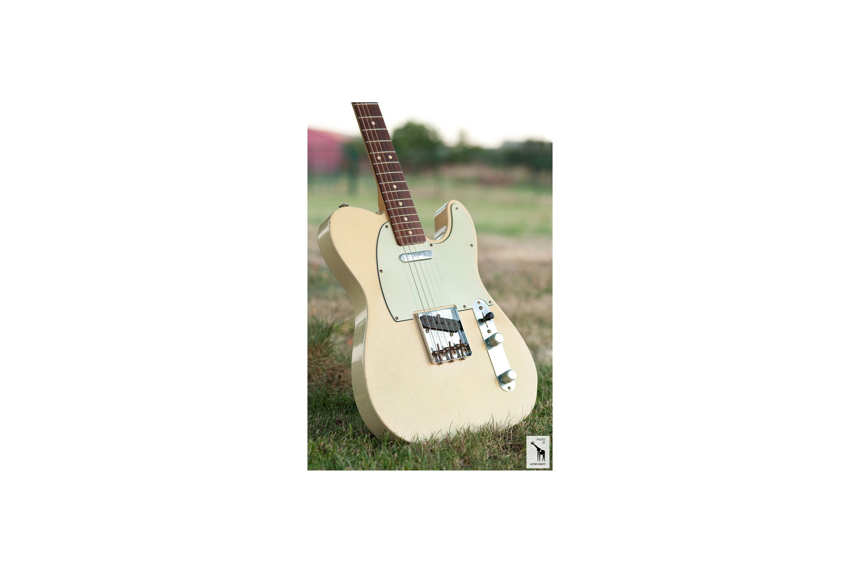Fender 63 Telecaster Relic Time Machine Previous Next