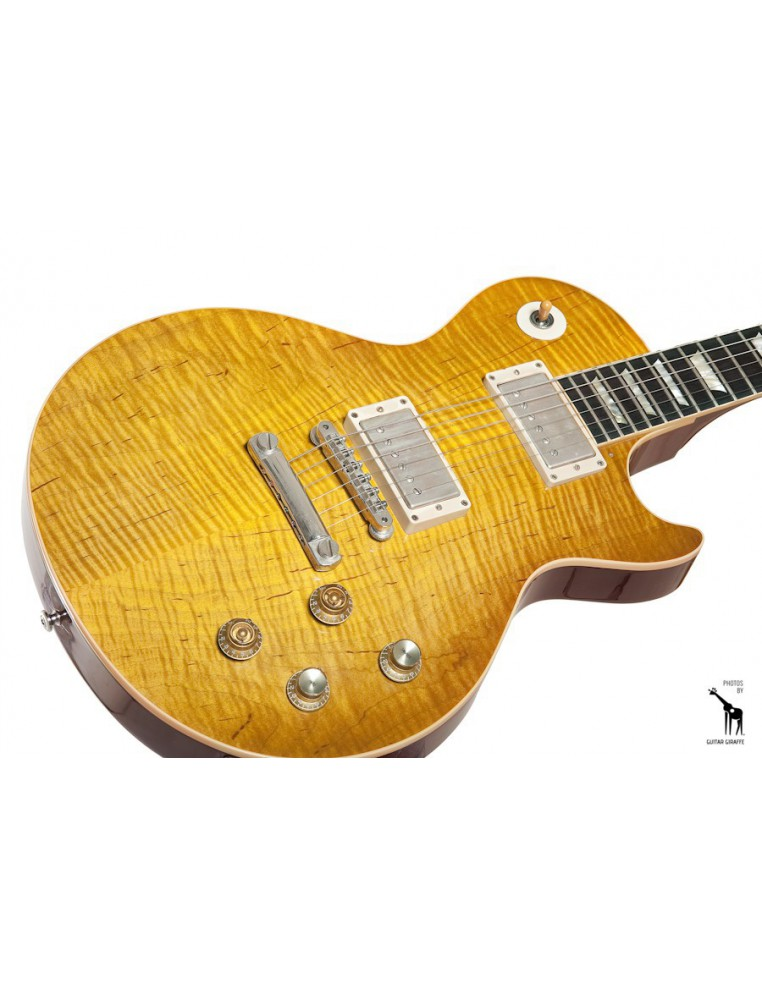 Gibson 1959 les paul vos collector 39 s choice cc1 melvyn franks peter green gary moore - Gibson gary moore ...
