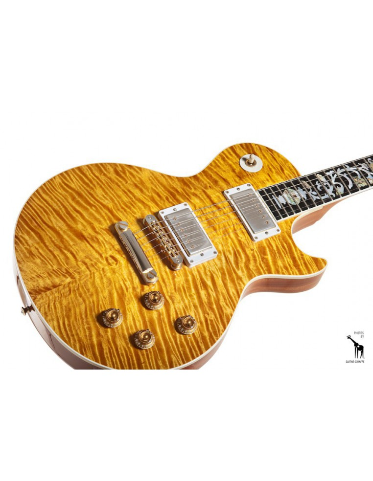 Gibson Les Paul Tree Of Life Custom Order Monster Top