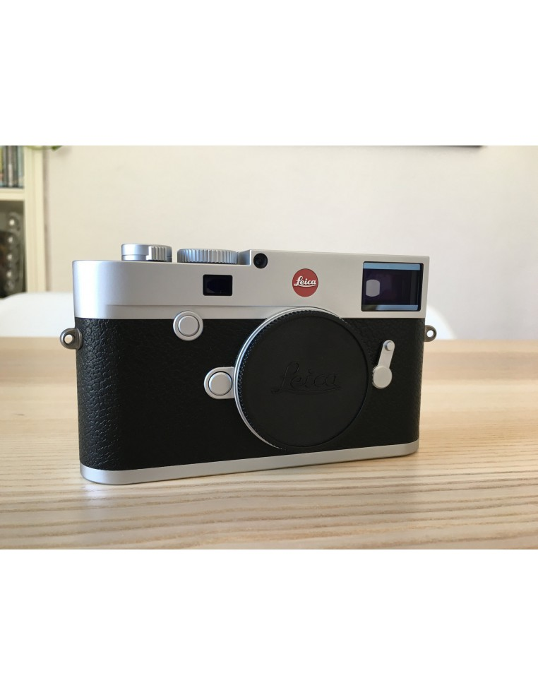 LIKE NEW Leica M10 Silver