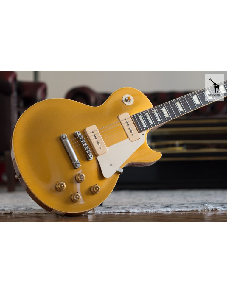 2003 Gibson Les Paul Goldtop 1956 Reissue Brazilian