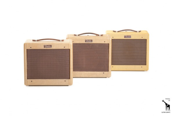 Fender Tweed Champ: Originales (1957 & 1958) vs. Reedición - II Parte