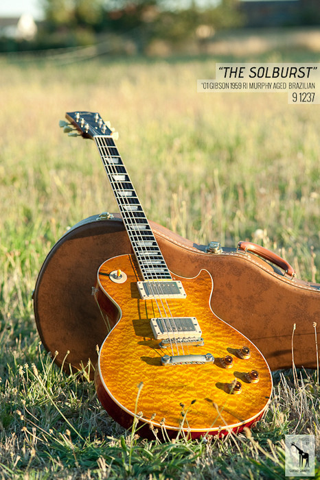 Gibson Les Paul Blister Top 2001 Brazilian The Solburst